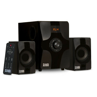 Acoustic Audio Bluetooth Home 2.1 Speaker System for Multimedia