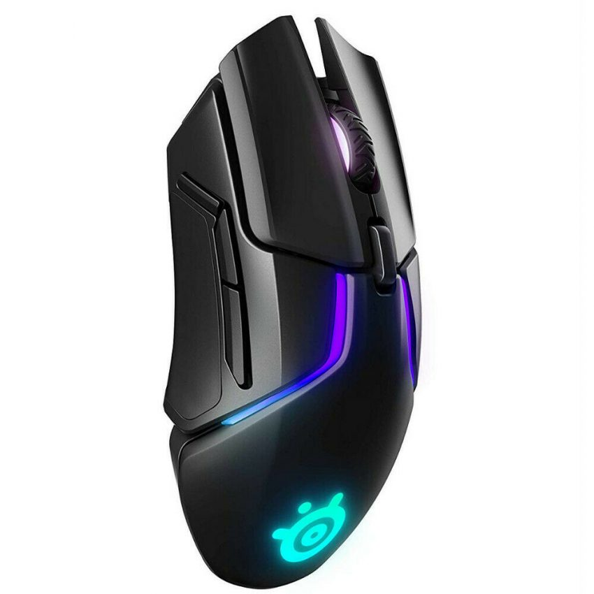 SteelSeries Rival 650 Wireless Gaming Mouse with RGB Lighting 1