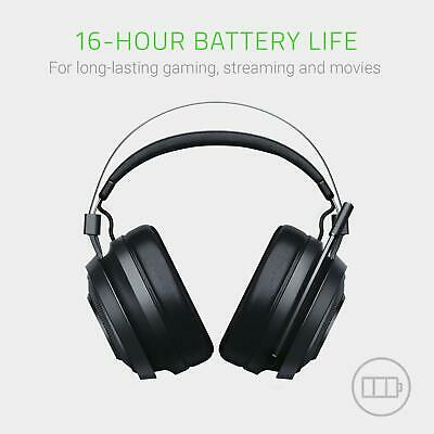 Razer Nari Essential Wireless Gaming Headset - THX Spatial Audio - Quick Mute 7