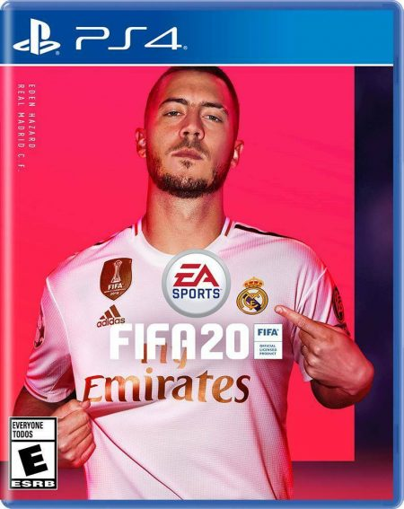 FIFA 20 Standard Edition - PlayStation 4 5