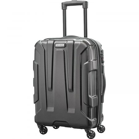 "Samsonite Centric Hardside 20"" Carry-On Luggage Suitcase 1"