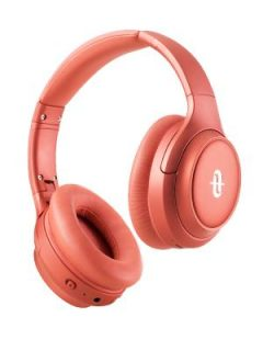 TaoTronics SoundSurge 60 Active Noise Cancelling Headphones (RARE CORAL ORANGE) 3