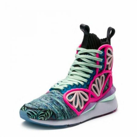 Womens Puma Pearl Cage Graph Mid Sophia Webster