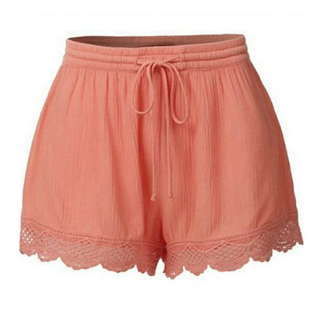 Stylish Bar Women's Summer Shorts 1