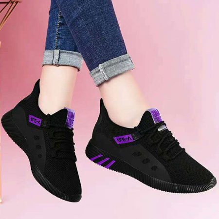 Breathable Rubber Trend Shoes 3