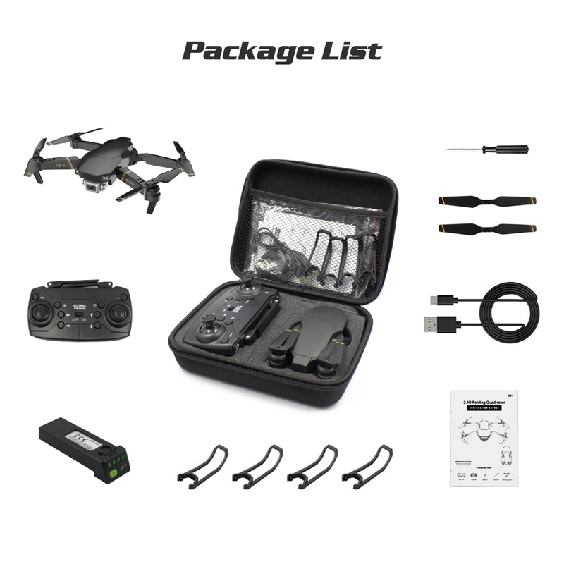 Global Drone Live Video Drone X Pro 480p 6