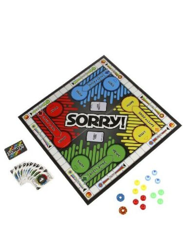 Sorry! 2013 Edition Game! Board Game Kids Family NEW 1