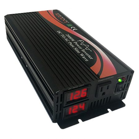 1000W 2000W Pure Sine Wave Power Inverter 48V DC to 120V AC