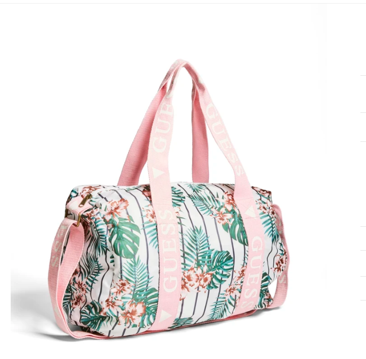 Genuine Palm Floral GUESS Bag 3