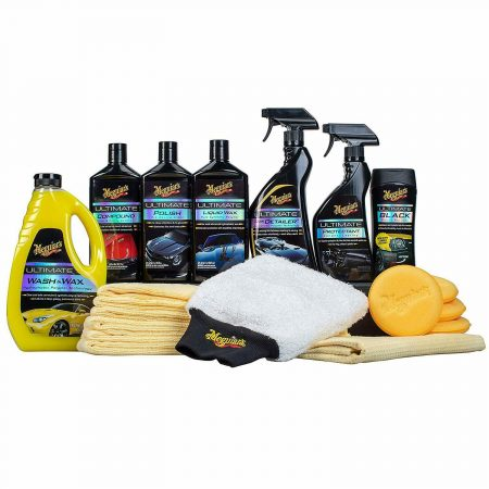 Car Vehicle Care Cit Cleaning Washing Detailing Premium Complete 19-Piece Set