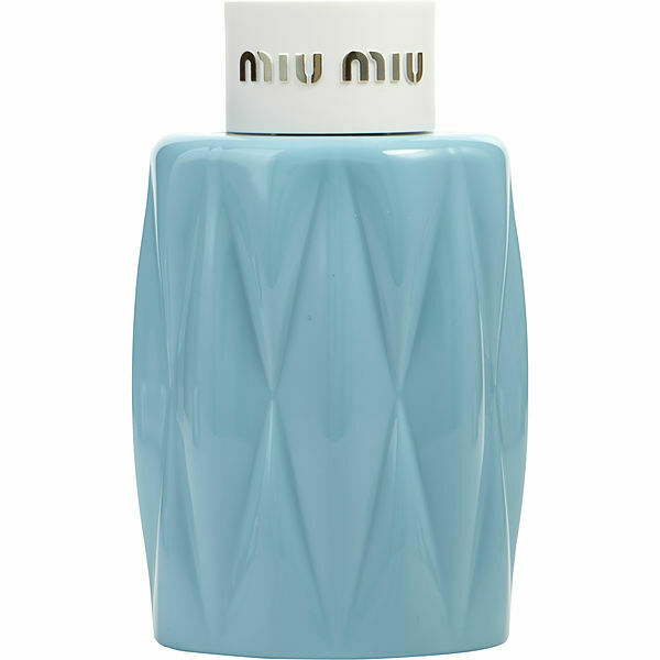MIU MIU Perfume 3.4 Oz 100 ml PERFUMED BODY LOTION (NEW WITHOUT BOX for Women)