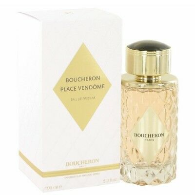 Boucheron Place Vendome EDP Perfume for Women 3.3 / 3.4 oz New in Box