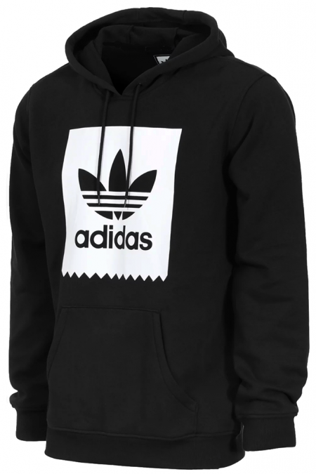 Adidas Originals Men's Pocket Pullover Hoodie 1