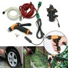 12V 100W 160PSI High Pressure Car Electric Washer Auto Wash Pump Portable Set 2