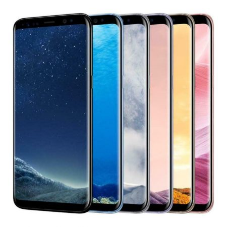 Samsung Galaxy S8 - Unlocked; Verizon / T-Mobile / AT&T / Metro PCS / Global (Seller refurbished)