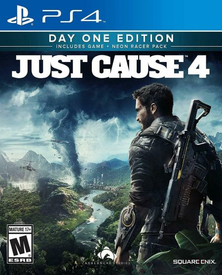 Just Cause 4 - Day One Edition Playstation 4 (PS4) - Brand New