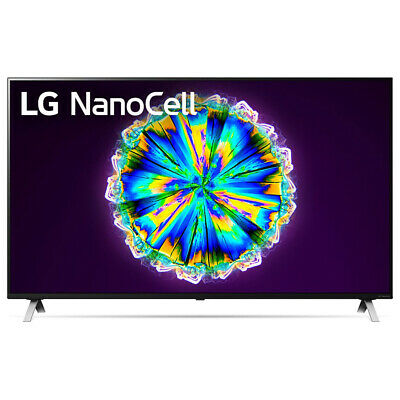 "LG 55"" Nano 8 Series Class 4K Smart UHD NanoCell TV w/ AI ThinQ 2020"