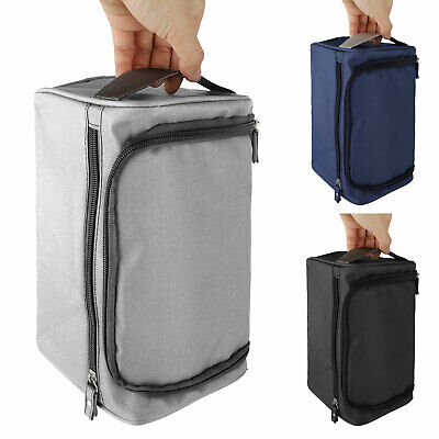 Travel Wash Bag Toiletry Organizer Shaving Cosmetic Make-up Case Waterproof Mens 4
