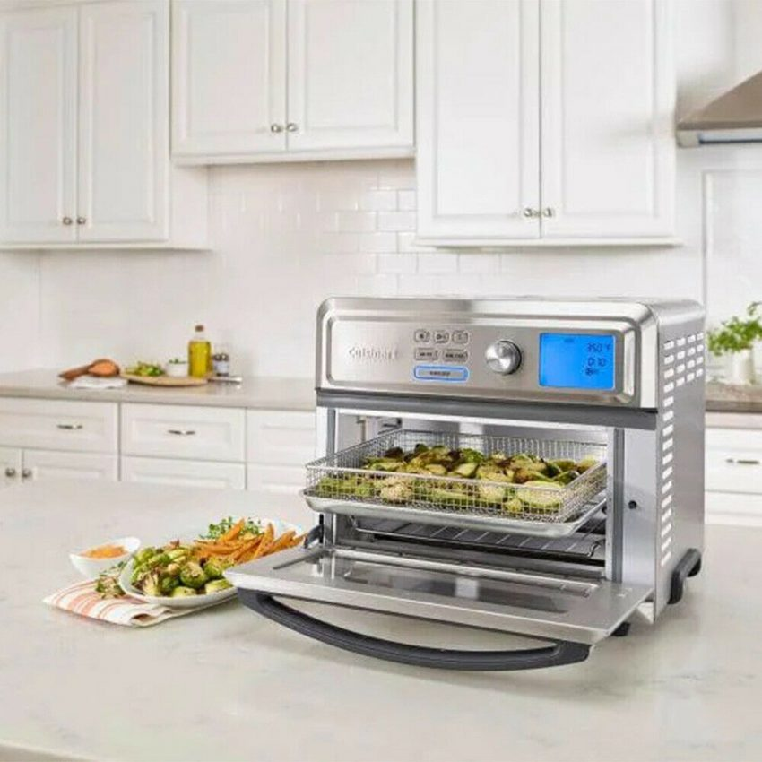 Cuisinart TOA-65 Digital AirFryer Toaster Convection Oven (Refurbished) 9