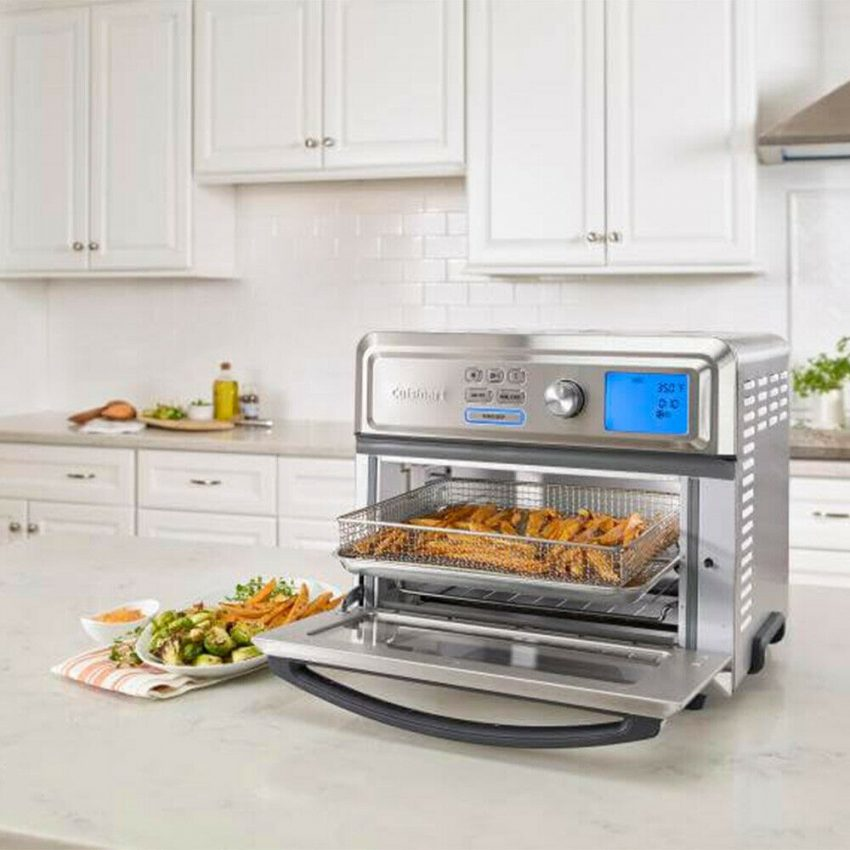 Cuisinart TOA-65 Digital AirFryer Toaster Convection Oven (Refurbished) 7