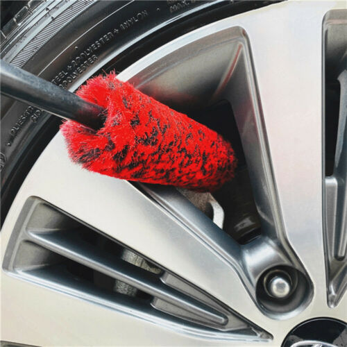 Car Cleaner Brush Auto Grille Wheel Rims Tire Seat Engine Washing Cleaning Tool 3