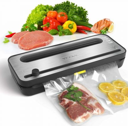 Commercial Vacuum Sealer Machine Seal a Meal Food Saver System With Free Bags Ne