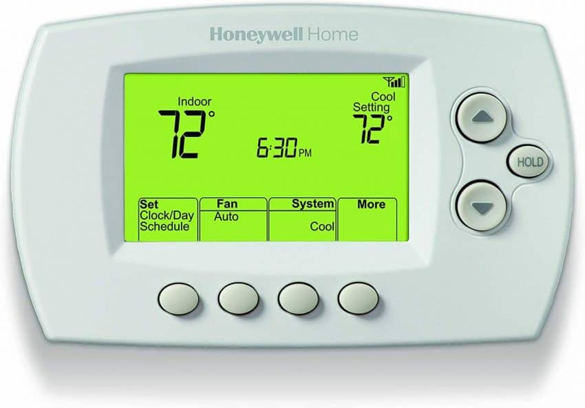 Honeywell Home Wi-Fi 7-Day Programmable Thermostat (RTH6580WF) 1