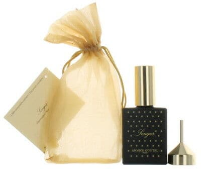 Songes by Annick Goutal for Women Mini Refill EDT Perfume Spray .83NIB on bag