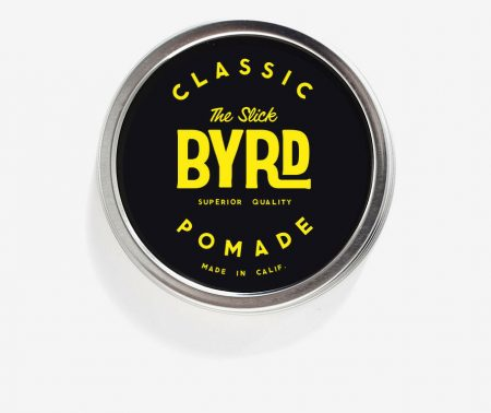 BYRD HAIRDO PRODUCTS Classic Wax Based Pomade 2.5 OZ NEW