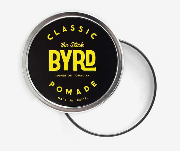 BYRD HAIRDO PRODUCTS Classic Wax Based Pomade 2.5 OZ NEW 1
