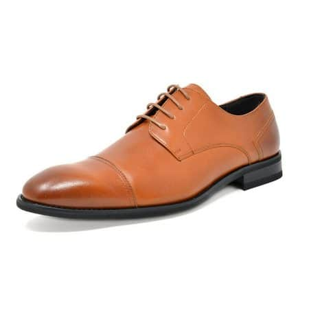 Bruno Marc Mens Dress Shoes Formal Oxford Shoes BROWN US Size 13