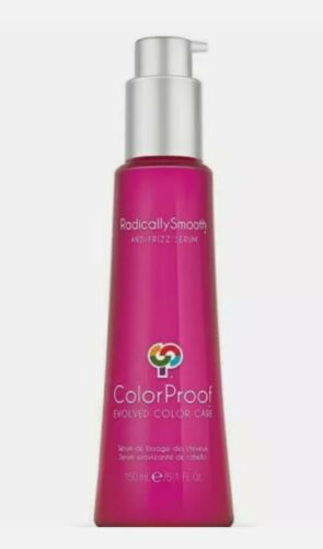 ColorProof Radically Smooth Anti-Frizz Serum 5.1 oz. Hair Styling Product