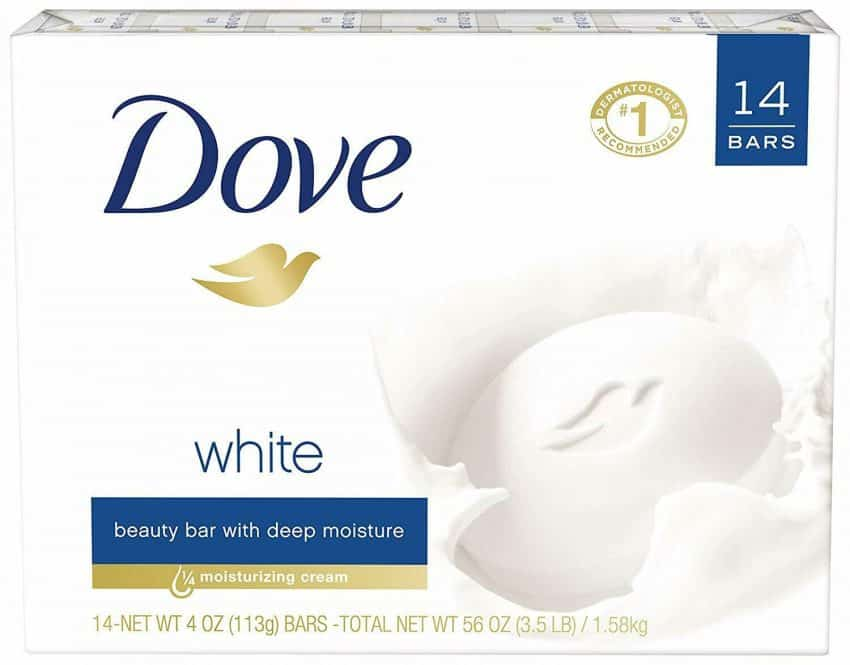 Bestselling Body Cleansing Soap Makes Skin Soft and Clean (14 Bars of 4oz) 2