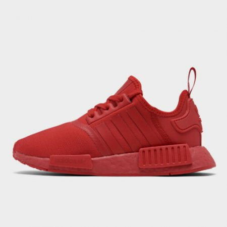 Adidas Originals NMD R1 Men's Athletic Running Shoe Boost Sneaker Red Trainers