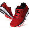Men's Supportive Running Shoes Cushioned Lightweight Athletic Sneakers