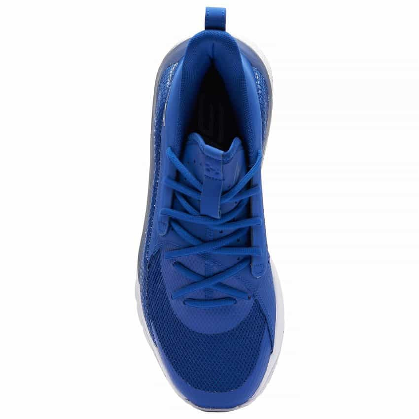 Under Armour Men's Team Curry 7 Basketball Shoes 12