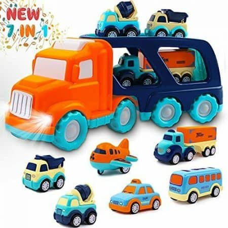 Toddler Toys Car for Boys: Kids Toys for 1 2 3 4 5 Year Old Boys Girls | Boy