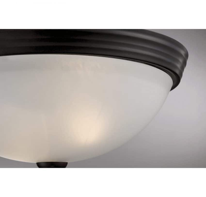 Savoy House 6-780-13-13 Flush Mount Ceiling Light Fixture in a Oil Rubbed Bronze 5