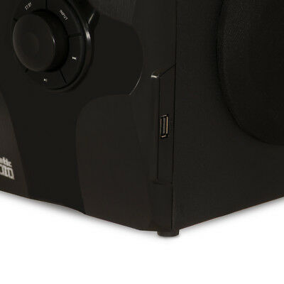 Acoustic Audio Bluetooth Home 2.1 Speaker System for Multimedia 4