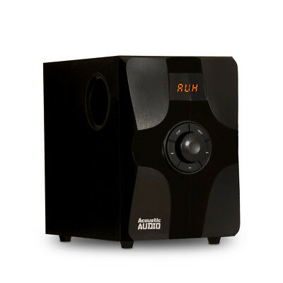 Acoustic Audio Bluetooth Home 2.1 Speaker System for Multimedia 2