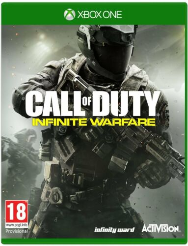 Call of Duty Infinite Warfare Xbox One with Zombies Brand New Factory Sealed 1
