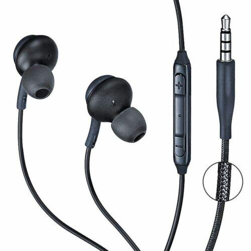 2 Pairs For Samsung Galaxy S8 S9 Plus Note 8 EarBuds Headphones Headset 2