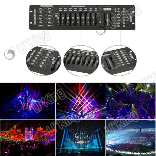 Stage Lighting Console Controller 192CH DMX512 DJ Disco Party Light 1