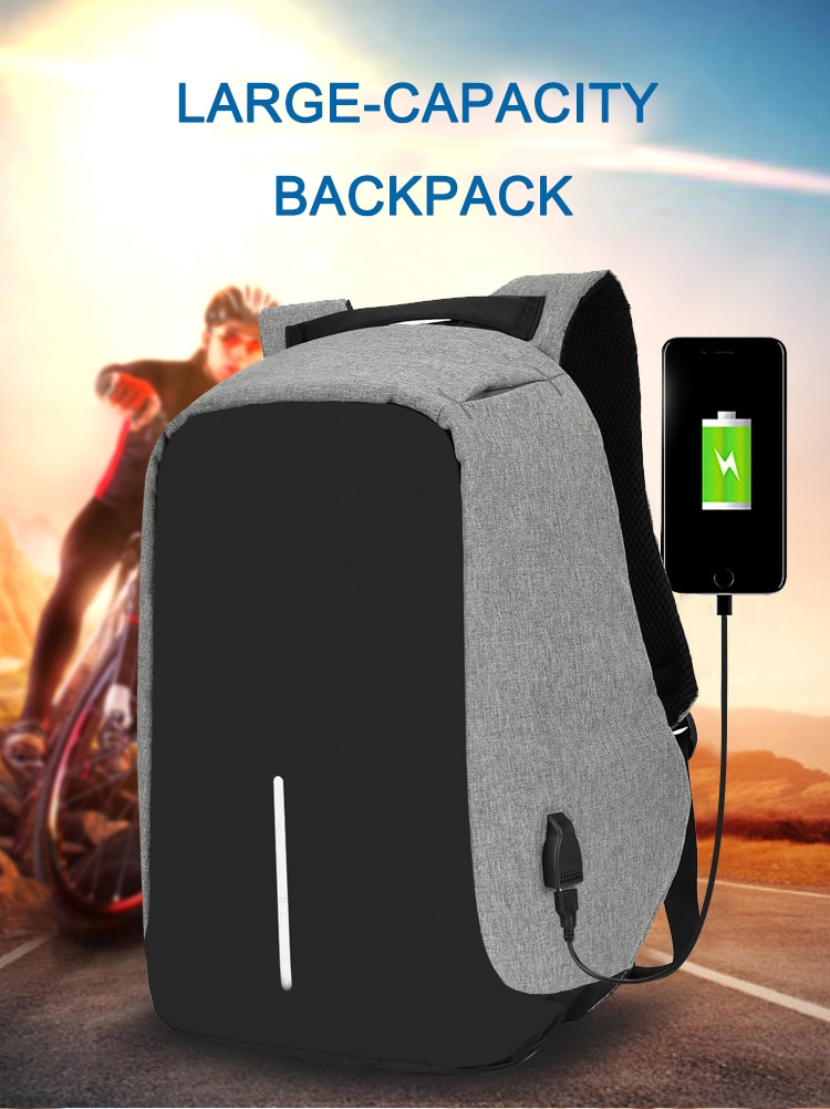 Waterproof Backpack for Students and Professional 8