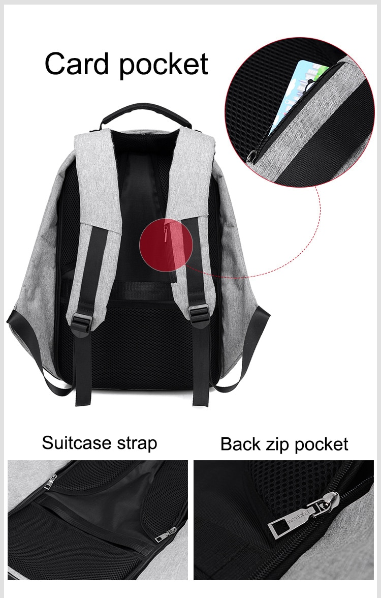 Waterproof Backpack for Students and Professional 15