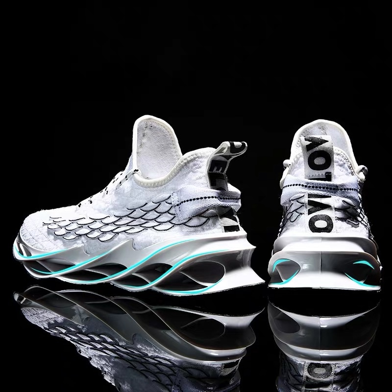 Male off white Shoes Speed Knit Original 1