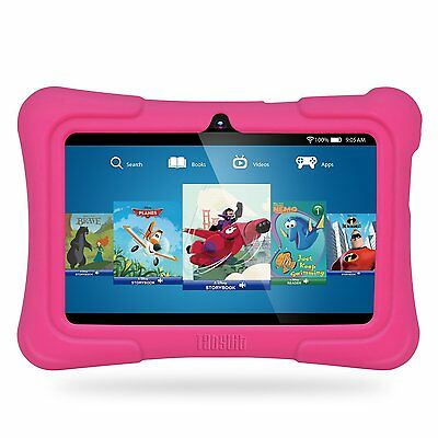 Dragon Touch Kids Tablet 7 inch Kidoz Pre installed with Disney Games App