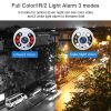 WiFi IP Camera Outdoor Night Vision Mini Speed Dome CCTV Camera 1080P Home Security 2