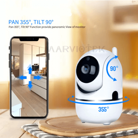 Home Security IP Camera wifi Auto Tracking IP Camera Wifi Motion Detection Two Way