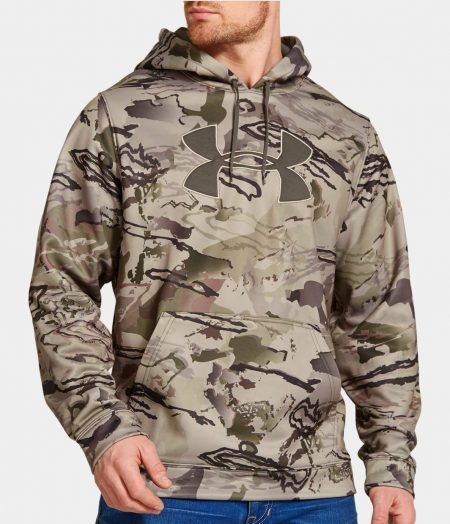 Men's Under Armour Hunting Camo Hoodie